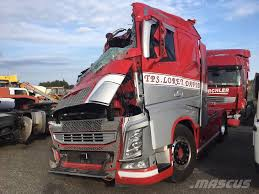 2016 volvo trucks for sale used volvo fh500 accidente damaged unfall tractor units year