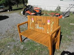 Diy Folding Wooden Picnic Table by Diy Fold Able Pallet Bench U2013 Picnic Table