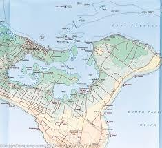 Tonga Map Carte Des îles Tonga Polynésie Itm U2013 La Compagnie Des Cartes
