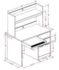 Average Office Desk Height Office Desk Dimensions Office Desk Height Regulations Minimum