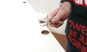 How To Install Kitchen Cabinet Doors How To Install Cabinet Hinges Attaching Hinge To Cabinet Door