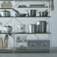use in the kitchen unit shelf compact life muji