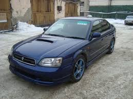 2000 subaru legacy specs and photots rage garage