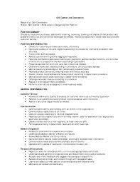 Job Description Nanny 100 Nanny Job Description For Resume 100 Volunteer