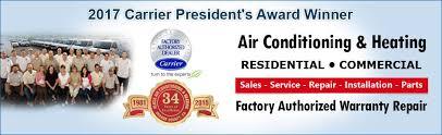 orange county air conditioning heating sales service repair