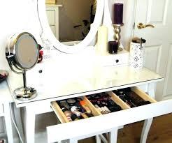 bathroom makeup storage ideas makeup vanity organizer glancing acrylic makeup organizer vanity