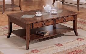 slate wood coffee table slate coffee table coffee tables