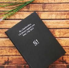 wedding gift jakarta wedding notebook custom notebookcustom jakarta karawang gift