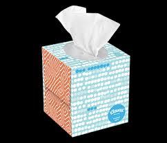 tissue paper box kleenex fit tissues