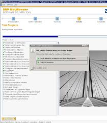 import abap installation error migration monitor u0027 exits with error