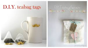 tea bag wedding favors one lump or two diy teabag wedding favours