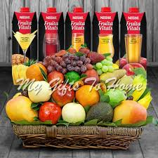 fruit baskets gifts to pakistan
