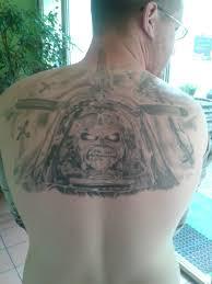 iron maiden u2013 aces high heavy metal tattoo