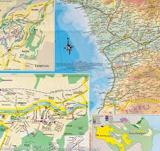 Caucasus Mountains On World Map by Map Of Caucasus Itm U2013 Mapscompany