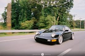 urban outlaw porsche dan u0027s porsche 964 on fifteen52 outlaw wheels