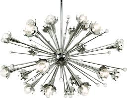 Modern Light Chandelier Bedroom Breathtaking Sputnik Light Fixture For Sparkling Home