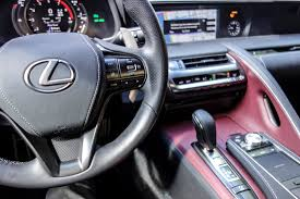 lexus is infotainment lexus 2018 lc500 review there are better ways to spend 100 000