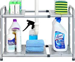 Under Sink Shelves by Cool And Pretty Storage Objects To Organize Your Kitchen U2013 Locker