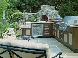 Summer Kitchen Designs Splendid Traditional Style Summer Kitchen Decor Ideas Using Subway