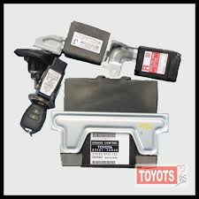 toyota hiace ecu security kit 89661 26d40 to suit 2tr 2 7l petrol