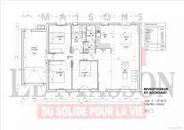 plan plain pied 5 chambres plan plain pied 5 chambres 3 plain pied maisons le masson