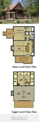 open floor plans with loft best 25 cabin plans with loft ideas on cabin floor
