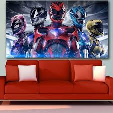 online shop hd anime wall art canvas movie power rangers poster online shop hd anime wall art canvas movie power rangers poster print hot anime wall art painting art pictures for living room home decor aliexpress