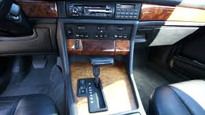 land wind e32 1993 bmw e32 740 il youtube