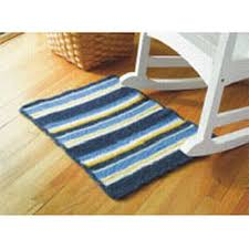 Cable Knit Rug More Rugs To Knit U2013 32 Free Patterns U2013 Grandmother U0027s Pattern Book