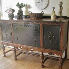 Dining Room Sideboard Ideas Magnificent Antique Dining Room Sideboard With Furniture English