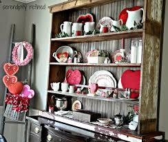 serendipity refined blog vintage valentine u0027s day dining room