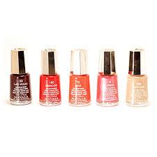 mavala classic nail polish collection in uk tjc