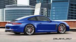 porsche 911 stinger porsche 991 stinger by topcar now available for all 911 carrera