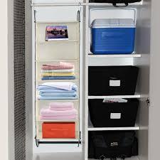 Hanging Closet System by 6 Shelf Fabric Hanging Wardrobe Closet Storage Organizer Cloth Bag