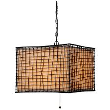 outdoor pendant lighting home depot trellis 1 light 16 in bronze outdoor pendant 93399brz the home depot