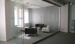 Glass Dividers Interior Design by Glass Partitions For Office Glass Room Dividers Glass Partition Walls