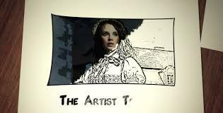 artist sketch by vproxy videohive