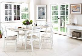 White Gloss Dining Room Table by Dining Table Round White Gloss Dining Table And Chairs White