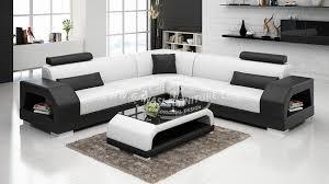 Ganasi Furniture Leather Sofa Set Contemporary Sofa Sets Design - Corner sofa design