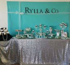 Tiffany Color Party Decorations 20 Gorgeous Tiffany Party Ideas Great Party Board Retail