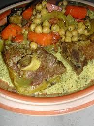 cuisiner un couscous couscous marocain à l agneau la cuisine facile de mymy