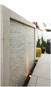 25 Best Ideas About Simple by Backyards Fascinating 25 Best Ideas About Water Walls On