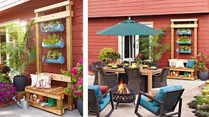 Learn Bench Learn How To Build This Outdoor Planter Bench Garden Lovers Club