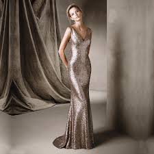 Popular Long Gold Mermaid Evening Gowns Buy Cheap Long Gold