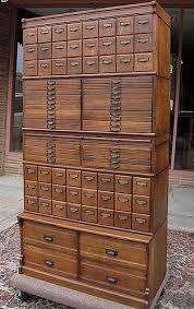 Antique Wood File Cabinet Antique Filing Cabinets Wood 482 Best Drawer File Locker Etc