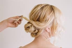 Hochsteckfrisuren Mittellange Haare Einfach by Lässige Hochsteckfrisuren Für Mittellange Haare 12 Tolle Styling
