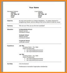 resume templates for word resume templates word doc 8 resume templates word doc