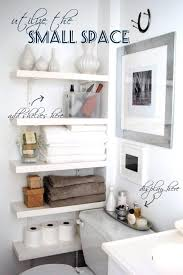 bathroom ideas diy 6 tips when decorating small spaces small bathroom storage