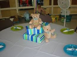 teddy centerpieces for baby shower 31 best ideas for cay len s baby shower images on