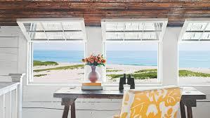 Cape Cod Interior Paint Colors 20 Beautiful Beach Cottages Coastal Living